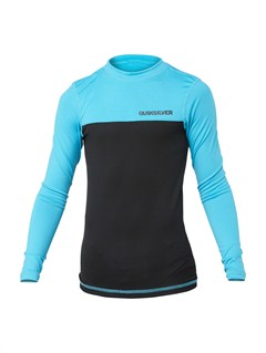 BKV0Boys 8- 6 Line Up SS Rashguard by Quiksilver - FRT1