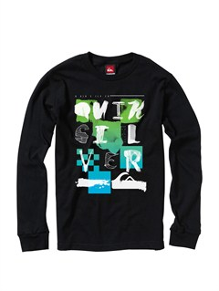KVJ0Boys 8- 6 Beatnik Long Sleeve T-Shirt by Quiksilver - FRT1