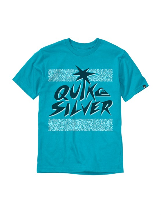 BNY0Boys 2-7 Crash Course T-Shirt by Quiksilver - FRT1