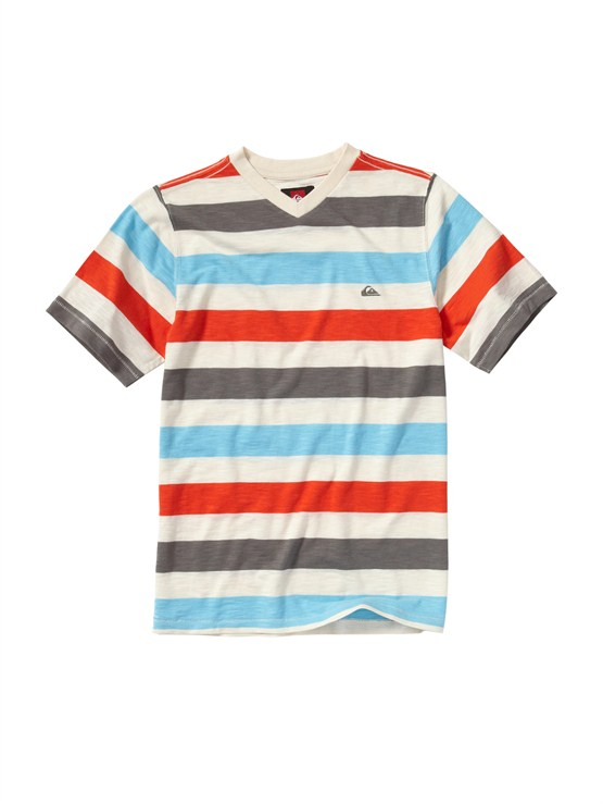 WDV3Boys 2-7 Grab Bag Polo Shirt by Quiksilver - FRT1