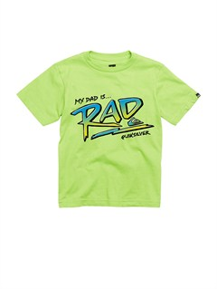 GJZ0Boys 2-7 Rad Dad T-Shirt by Quiksilver - FRT1
