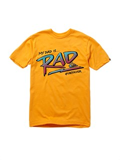 NKB0Boys 2-7 Dad Is Rad T-Shirt by Quiksilver - FRT1