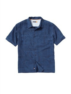 BRD0Ventures Short Sleeve Shirt by Quiksilver - FRT1