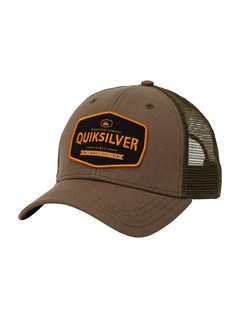 CRE0After Hours Trucker Hat by Quiksilver - FRT1