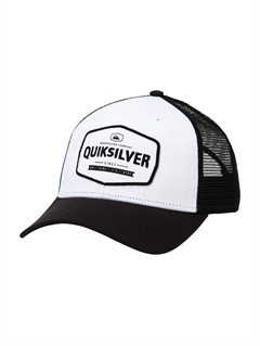 XKKWPlease Hold Trucker Hat by Quiksilver - FRT1