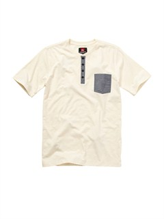 WDV0Tube Prison Short Sleeve Shirt by Quiksilver - FRT1
