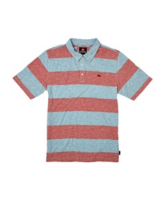 BFG3Sand Trap Polo Shirt by Quiksilver - FRT1