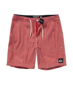 RQV0Custom Scallop  8  Boardshorts by Quiksilver - FRT1