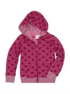 MPF0Girls 7- 4 Love In Hoodie by Roxy - FRT1