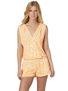 NHP6Tainted Love Romper by Roxy - FRT1