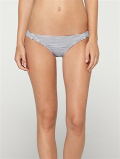 WBB3Against the Tide Surfer Side Tie Bikini Bottoms by Roxy - FRT1
