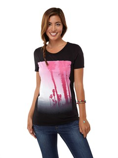 KVJ0Roxy Wave V-Neck Tee by Roxy - FRT1