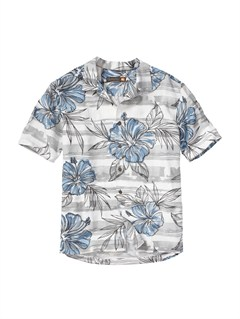 BHC0Men s Long Weekend Short Sleeve Shirt by Quiksilver - FRT1