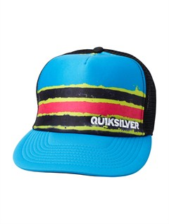 BMJ0Please Hold Trucker Hat by Quiksilver - FRT1