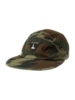 CMOPlease Hold Trucker Hat by Quiksilver - FRT1