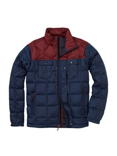 BTK0Shoreline Jacket by Quiksilver - FRT1