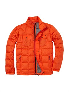 NPM0Carpark Jacket by Quiksilver - FRT1