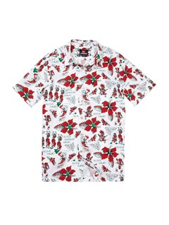 WBB6Crossed Eyes Short Sleeve Shirt by Quiksilver - FRT1