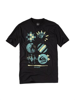 KVJ0Mixed Bag Slim Fit T-Shirt by Quiksilver - FRT1
