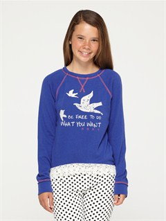 PRC0Girls 7- 4 Switch Up Sweatshirt by Roxy - FRT1