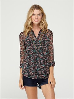KVJ7Beauty Blooms Top by Roxy - FRT1