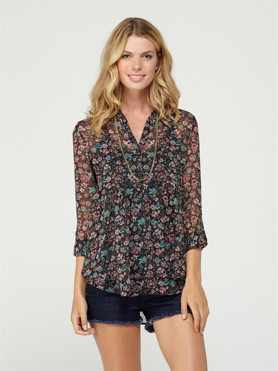 KVJ7BEAUTIFUL LIFE SWEATER by Roxy - FRT1