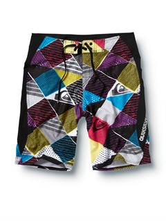 BRYBoys 8- 6 A little Tude Boardshorts by Quiksilver - FRT1