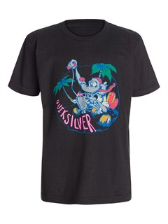 KVJ0Boys 8- 6 For The Bird T-Shirt by Quiksilver - FRT1