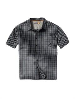 BLKMens Aganoa Bay Short Sleeve Shirt by Quiksilver - FRT1