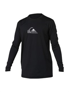 KVD0Boys 8- 6 Line Up SS Rashguard by Quiksilver - FRT1