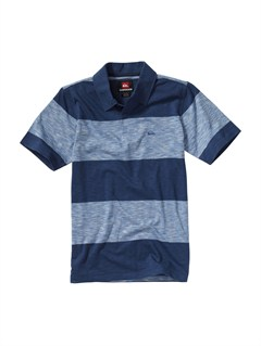 SKT3Boys 2-7 On Point Polo Shirt by Quiksilver - FRT1