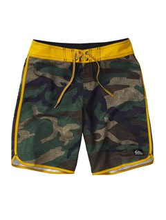 GNG6Back The Pack 20  Boardshorts by Quiksilver - FRT1