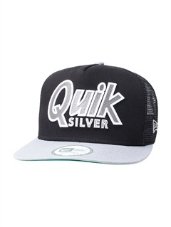 XKKWBoardies Trucker Hat by Quiksilver - FRT1