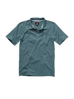 BMZ0Tube Prison Short Sleeve Shirt by Quiksilver - FRT1