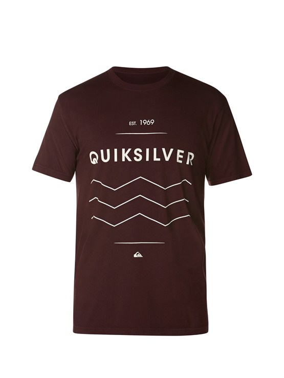 RSH0After Hours T-Shirt by Quiksilver - FRT1