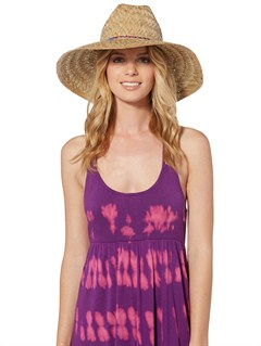 SEZ0Breezy Straw Hat by Roxy - FRT1