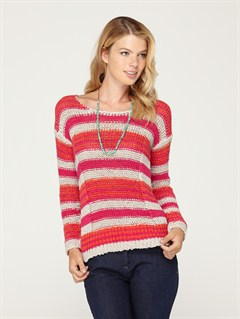 SEZ3Good Day Sunshine Sweater by Roxy - FRT1