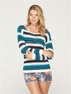 WBS3Good Day Sunshine Sweater by Roxy - FRT1