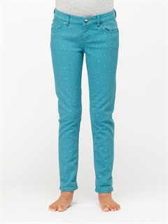 CWPGirls 7- 4 Emmy Printed Jeans by Roxy - FRT1