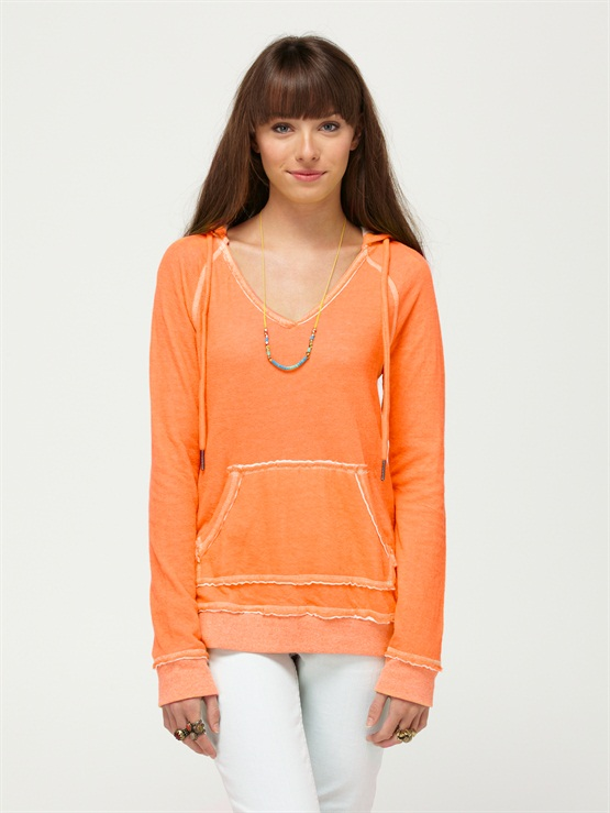 POPBEAUTIFUL LIFE SWEATER by Roxy - FRT1