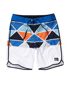 BQR6Boys 8- 6 Kelly Boardshorts by Quiksilver - FRT1