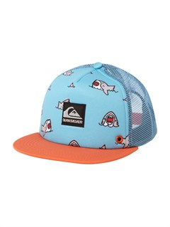 BKV0Boys 2-7 Boardies Hat by Quiksilver - FRT1
