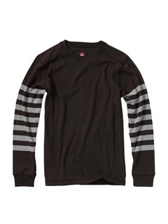 KTF3Boys 2-7 Snit Lite Long Sleeve Shirt by Quiksilver - FRT1