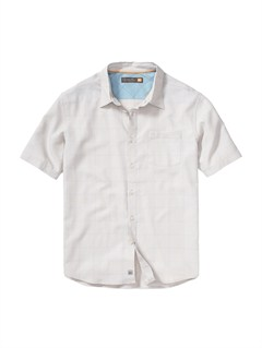 SJQ0Men s Aganoa Bay Short Sleeve Shirt by Quiksilver - FRT1