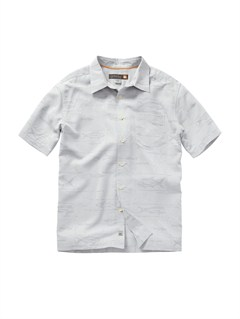 SFV0Men s Aganoa Bay Short Sleeve Shirt by Quiksilver - FRT1