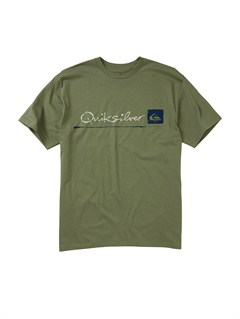 GNT0Men s Artifact T-Shirt by Quiksilver - FRT1