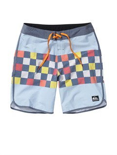 "BFG6AG47 Line Up 20"" Boardshorts by Quiksilver - FRT1"