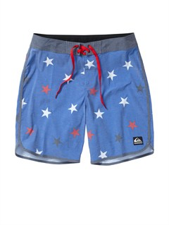 "BQR6AG47 Line Up 20"" Boardshorts by Quiksilver - FRT1"
