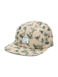 CLM0Nixed Hat by Quiksilver - FRT1