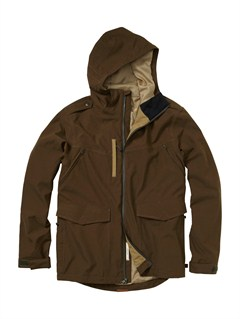CRHHOver And Out Gore-Tex Pro Shell Jacket by Quiksilver - FRT1